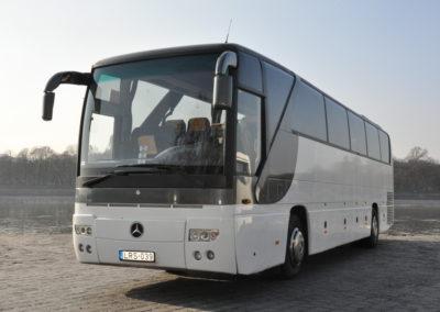 49+2 fős Mercedes Tourismo
