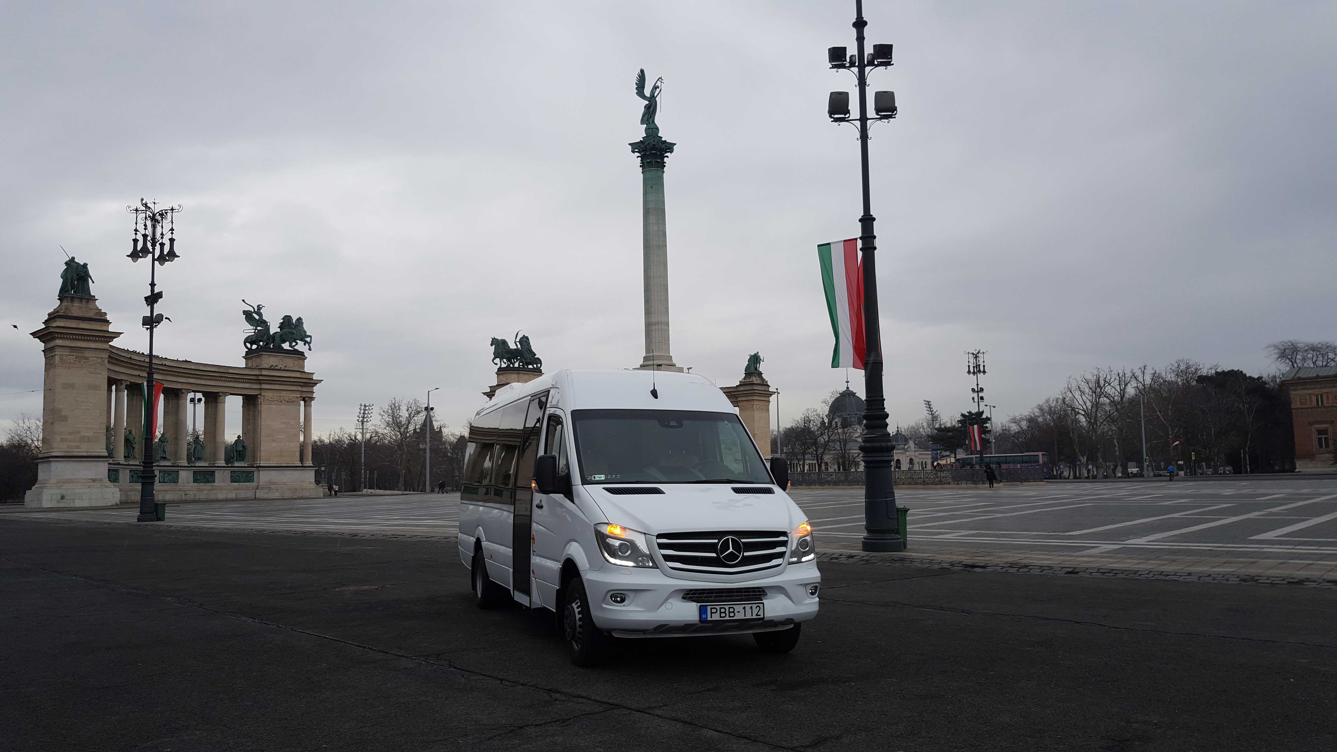 Autóbuszok biztosítása céges rendezvényekre