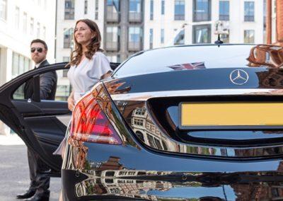 Mercedes-S-Class-Chauffeur-Open-Door